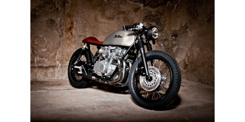 Каферейсеры – мотоциклы с диким нравом