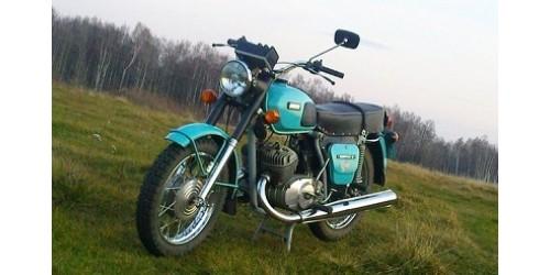 ИЖ Юпитер 4 – история и технические особенности мотоцикла