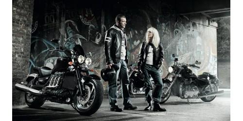 Стандартная экипировка мотоциклиста