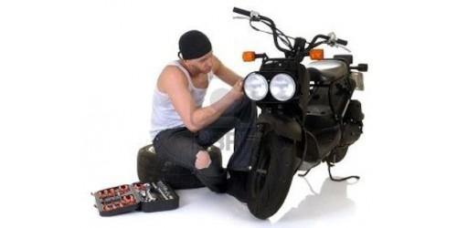 Что делать, если мопед, скутер или мотоцикл заглохли в дороге