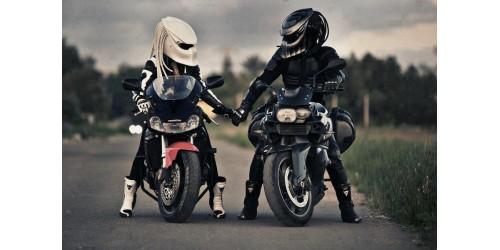 Покупка мотошлема – критерии выбора