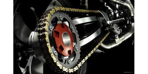 Заклепка мотоциклетной цепи