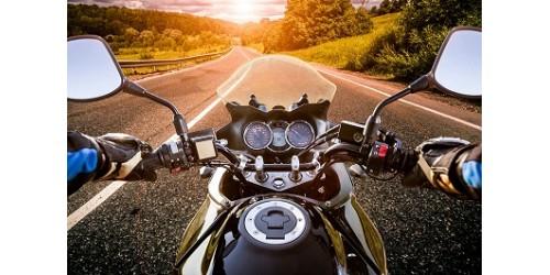 Как правильно настраивать зеркала мотоцикла?