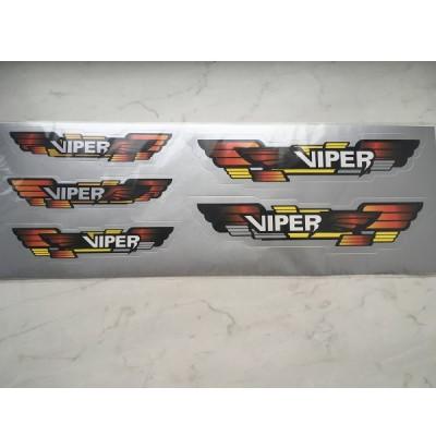 Набор наклеек VIPER