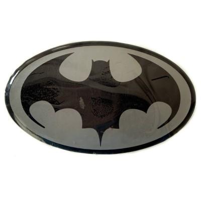 Наклейка силиконовая Бэтмен (чёрная)