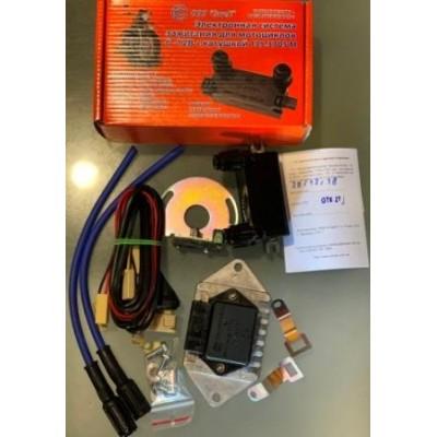 """БСЗ ЯВА """"СОВЕК"""" с катушкой, силиконовыми бронепроводами и надсвечниками 1146.3734"""