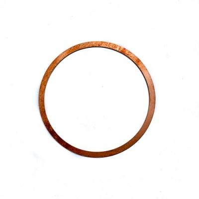 Прокладка головки цилиндра (медь) 1шт ИЖ Юпитер