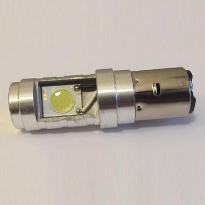 Лампа фары LED (2 диода, 2 уса)