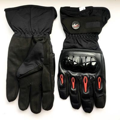 Мотоперчатки MOTO-SPORT (черные)