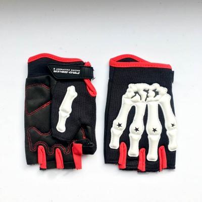 Мотоперчатки PRO-BIKER (кисть с открытыми пальцами)