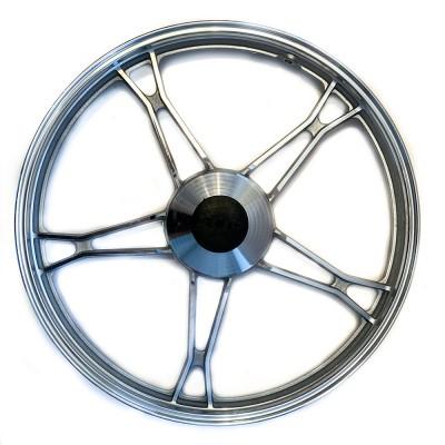Диск переднего колеса (алюминевый) Дельта