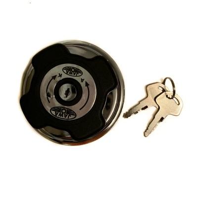 Крышка топливного бака 6В, 12В с ключом Ява