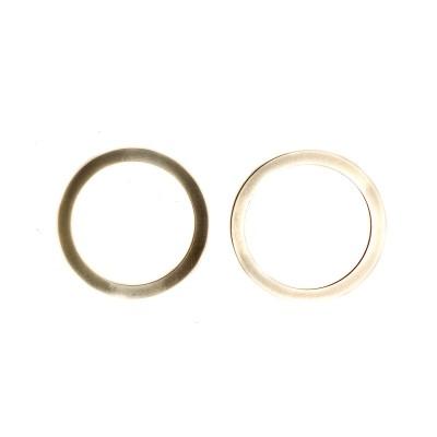 Кольцо под головку алюминиевое 6В (пара) Ява
