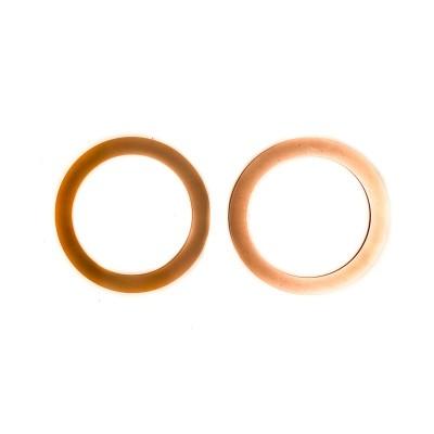 Кольцо головки 12В медь (пара) Ява