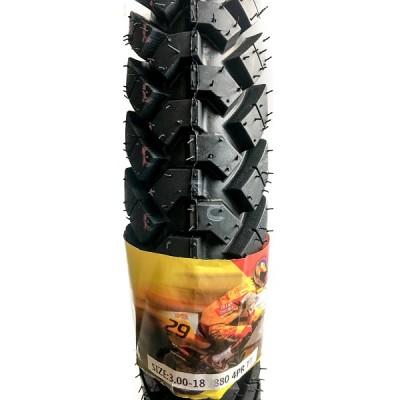 Покрышка (шипованная) 3.00-18 880  4PRTT TNT