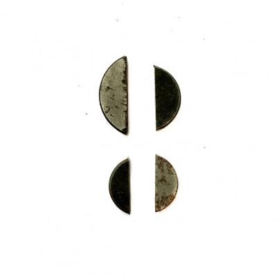 Комплект шпонок (4 шт) МТ Днепр