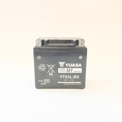 Аккумулятор YUASAYTX5L-BS12V5Ah(ГЕЛЬ)