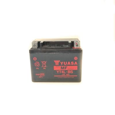 Аккумулятор YUASAYT4L-BS12V4Ah(ГЕЛЬ)