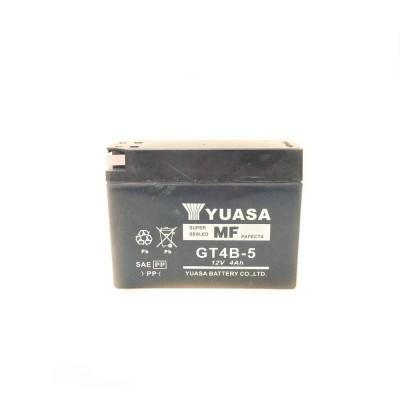 Аккумулятор YUASAGT4B-5 12V4Ah(ГЕЛЬ) (таблетка узкая)