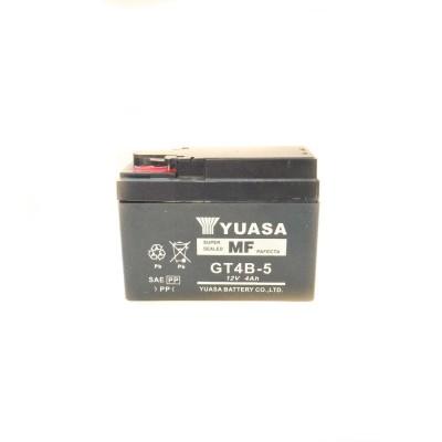 Аккумулятор YUASAGT4B-5 12V4Ah(ГЕЛЬ) (таблетка широкая)