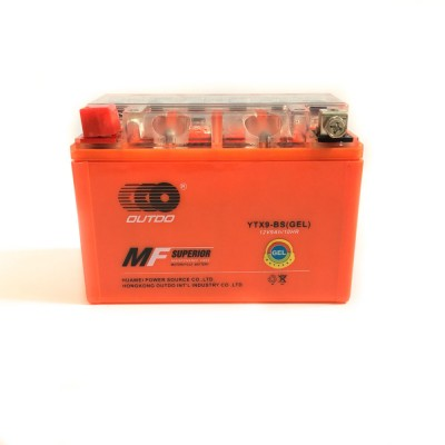 Аккумулятор YTX9-BS (GEL) 12V9Ah 10HR(Китай)