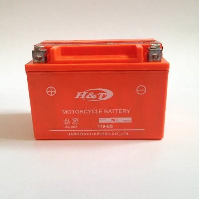 Аккумулятор для скутеров заливной(злектролитный) 12V 9A(150.107.85)