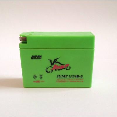 Аккумулятор для скутеров узкая таблетка (гель)GT4B-5 (110.85.38)