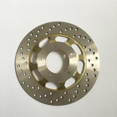 Тормозной диск колеса (переднего) Aktiv 110