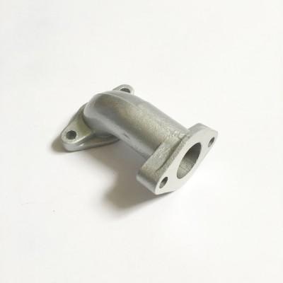 Патрубок карбюратора (алюминий) Aktiv 110