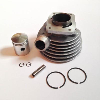 Цилиндро-поршневой комплект Д-8 (цилиндр, поршень, палец, кольца, стопорные кольца)