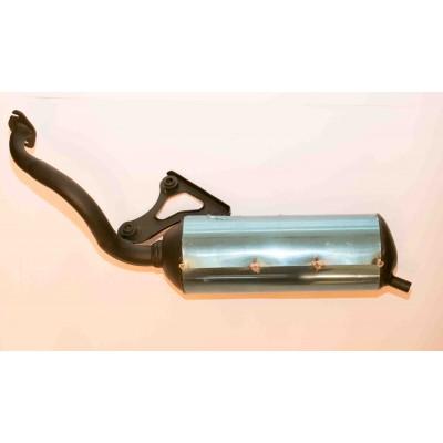 Глушитель HondaDio-50
