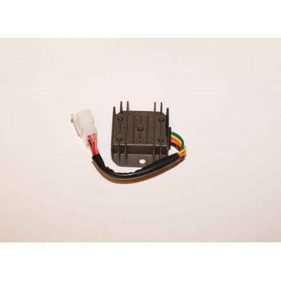 Реле зарядки 4 контакта (провода) GY6 50-80