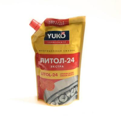 Литол-24 Экстра YUKO(375 гр)