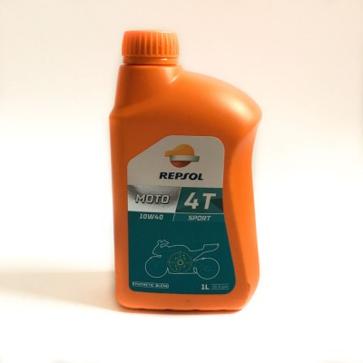 Масло REPSOL Мото SYNTHETIC BLEND 10w40 4T