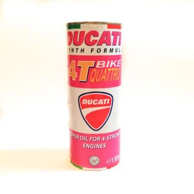 Масло DUCATI4 тактное синтетика