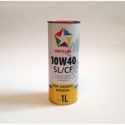 Масло XADO 4-тактное (полусинтетика) VERYLUBE