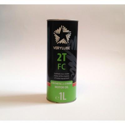 Масло XADO 2-тактное (полусинтетика)VERYLUBE