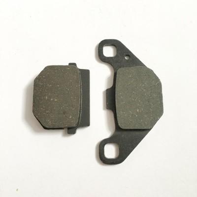Колодки дисковые переднего тормоза SuzukiAD-50AD-100